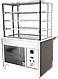Витрина холодильная LVC Cap 1500, фото 4