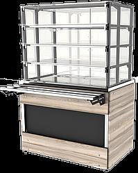 Витрина холодильная LVC Cap 1500