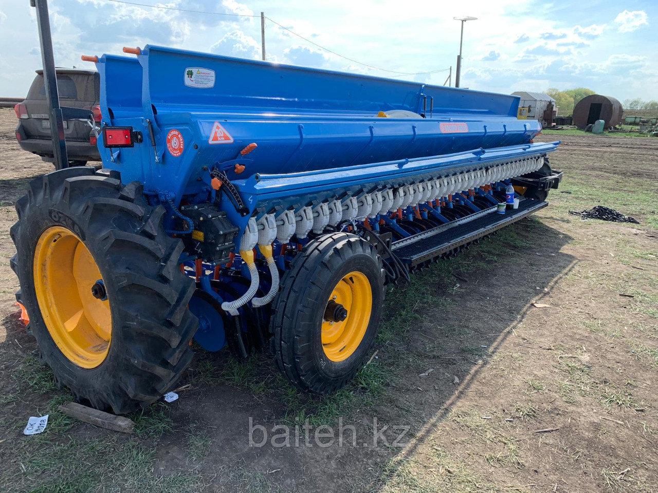 Сеялка зернотукотравяная СЗТ 5.4