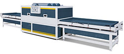 Вакуумный пресс BRUNO WV-2300A-2Z с двумя столами