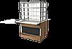 Витрина холодильная LVC Cap 800, фото 7