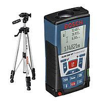 Лазерный дальномер (250 м) Bosch GLM 250 VF + BT150. Внесен в реестр РК.