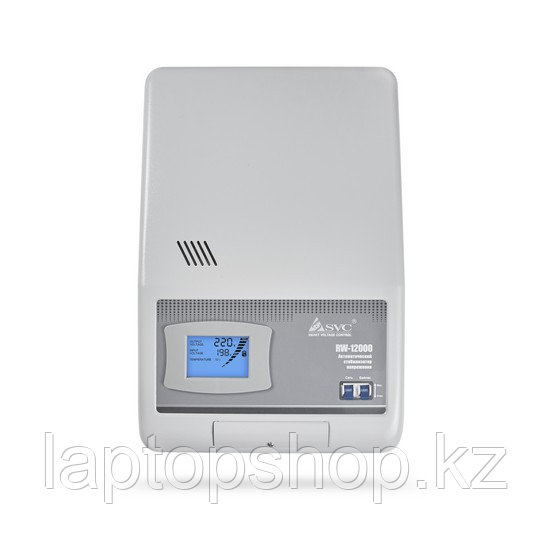 Стабилизатор (AVR) SVC RW-12000, Мощность 12кВА/10кВт