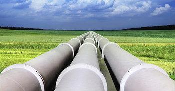 Геологические изыскания для газопровода