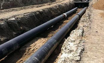 Геологические изыскания для водопровода