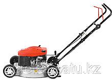 Газонокосилка бензиновая ЗУБР ГКБ-510, МАСТЕР , 5 ступеней кошения (25-75мм), кошение с выбросом, фото 2