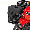Мотопомпа бензиновая, ЗУБР МПГ-1000-80, для грязной воды, 1000 л/мин (60 м3/ч), патрубки 80 мм, напор 26 м, фото 3