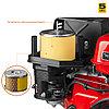 Мотопомпа бензиновая, ЗУБР МПГ-1300-80, для грязной воды, 1300 л/мин (78 м3/ч), патрубки 80 мм, напор 27 м, фото 4