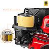Мотопомпа бензиновая, ЗУБР МПГ-1800-100, для грязной воды, 1800 л/мин (108 м3/ч), патрубки 100 мм, напор 30 м, фото 4
