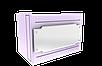 Прилавок нейтральный угловой внутренний 90 градусов LU20Steel90, фото 7