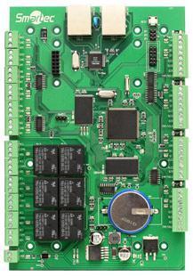 Сетевой контроллер доступа Smartec ST-NC441