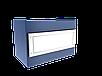 Прилавок нейтральный угловой внешний 90 градусов LU10 Steel 90, фото 2