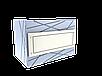 Прилавок нейтральный угловой внешний 90 градусов LU10 Steel 90, фото 5