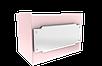 Прилавок нейтральный угловой внешний 90 градусов LU10 Steel 90, фото 6