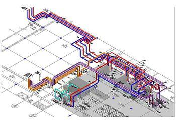 Топографическая съемка инженерных сетей