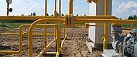 Топографическая съемка участка для газа
