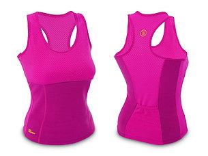 Майка для похудения Hot Shapers - размер M, цвет розовый, фото 2