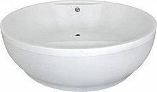 Акриловая гидромассажная ванна Омега 180x180 круглая, фото 3