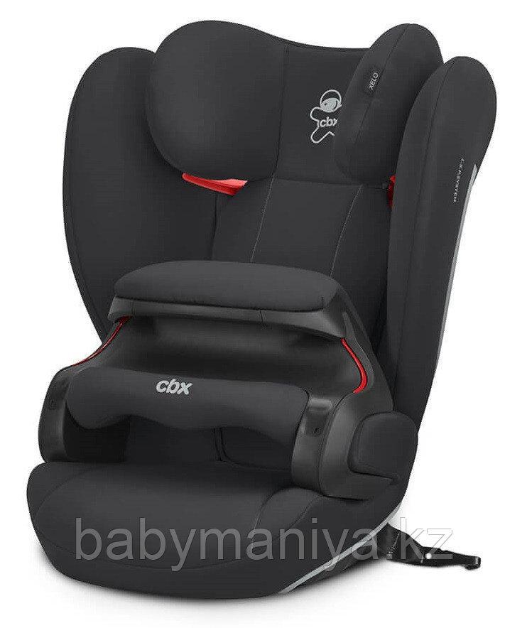 Автокресло детское 9-36 кг CBX Xelo Cozy Black