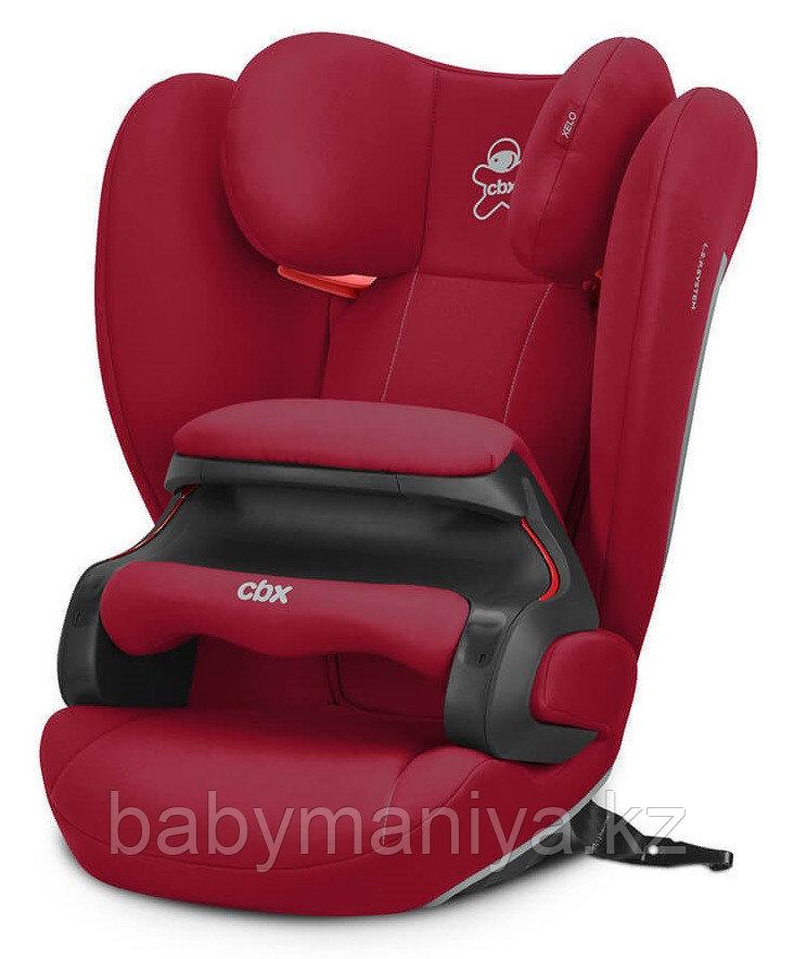 Автокресло детское 9-36 кг CBX Xelo Crunchy Red