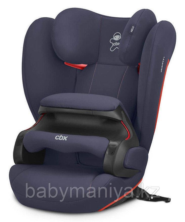 Автокресло детское 9-36 кг CBX Xelo Orangy Blue