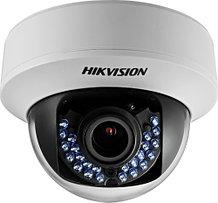DS-2CE56C5T-AVFIR - 1.27MP Внутренняя высокочувствительная варифокальная купольная HDTVI 720P камер со Smart-ИК-подсветкой и двойным питанием.