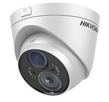 DS-2CE56C5T-VFIT3 -1.27MP Внутренняя высокочувствительная варифокальная купольная HDTVI 720P камер с EXIR* vari-focal-подсветкой.