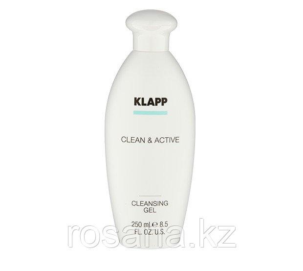 Очищающий гель для лица / CLEAN & ACTIVE
