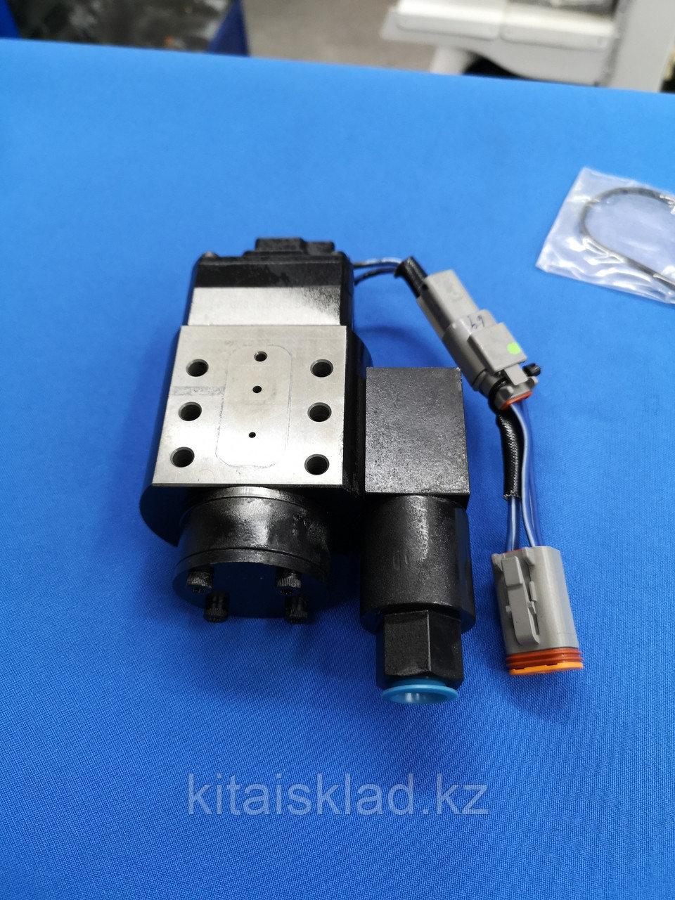 Клапан топливный электромагнитный 4089662, Cummins ISC QSC