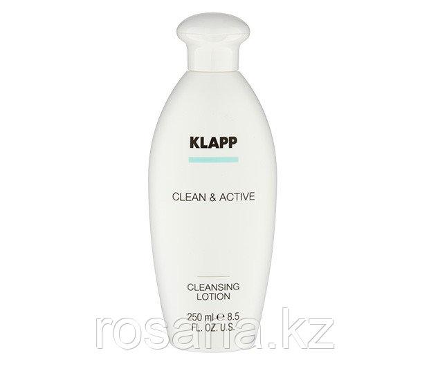 Очищающее молочко для лица / CLEAN & ACTIVE