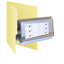 Серия ЭКО 380 Диммируемых светильников (L-IL WN380D)