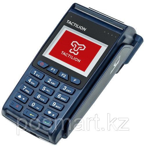 Банковский мобильный POS-терминал Tactilion G3