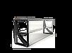 Прилавок нейтральный LN Steel 1105 с полкой, фото 2