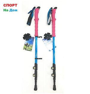 Палки для скандинавской ходьбы Exponent с неопреновой ручкой. (длина 135 см), фото 2