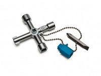 Универсальный (крестовой) ключ для распределительных шкафов серии UKC4