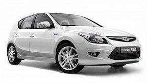 Кузовные запчасти Hyundai i30 (2007-2012)