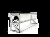 Прилавок холодильный LPC Steel 1505 h=100 мм (на 4 GN1/1), фото 3