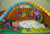 Как выбрать детский развивающий коврик
