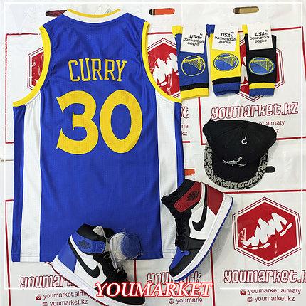 Баскетбольная майка (Джерси ) Golden State Warriors Стеф Карри, фото 2