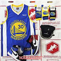 Баскетбольная майка (Джерси ) Golden State Warriors Стеф Карри