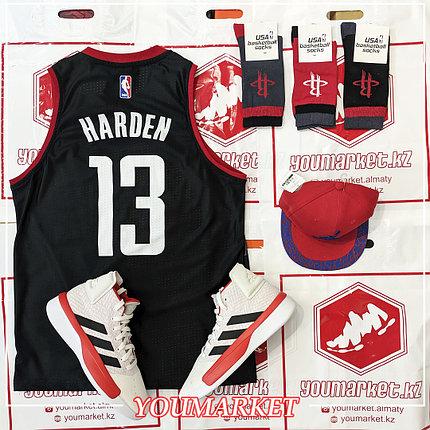 Баскетбольная майка ( Джерси)  Houston Rockets  Джеймс Харден, фото 2