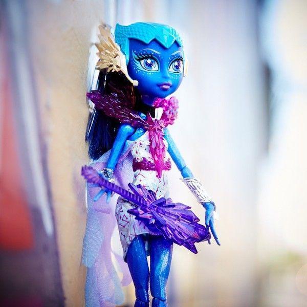 Monster High: Бу Йорк, Floatation Station & Astronova - фото 3