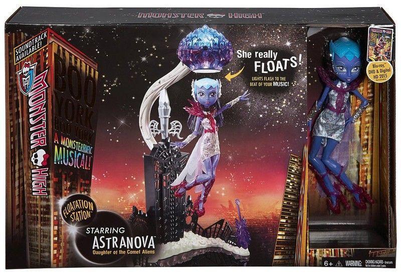 Monster High: Бу Йорк, Floatation Station & Astronova - фото 7