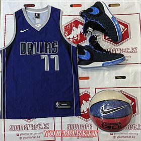 Баскетбольная Майка ( Джерси ) Dallas Mavericks Лу́ка До́нчич Luka Dončić