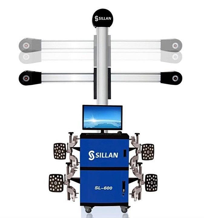 Стенд развал-схождения Sillan SL-600