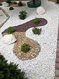 Декоративный цветной щебень (крошка) в мешках, фото 3