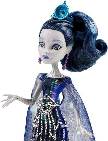 Monster High: Бу Йорк, Elle Edee - фото 4