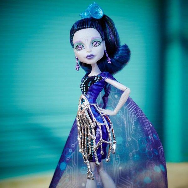 Monster High: Бу Йорк, Elle Edee - фото 1