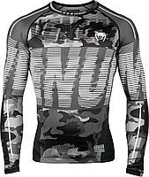 Рашгард с длинным рукавом Venum Tactical 3 в 1 (верх + компрессионные штаны + шорты), фото 1