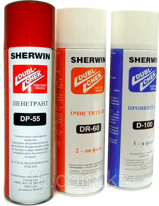 Набор для цветной дефектоскопии SHERWIN
